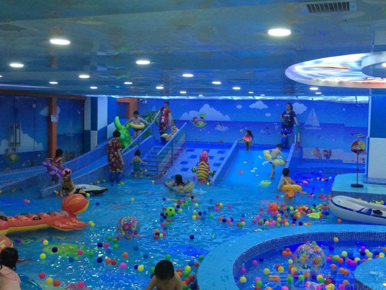 水贝贝儿童水上乐园怎么样 团购水贝贝儿童水上乐园 水上游乐双人10