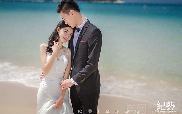 小雅摄影[白龙路沿线]三亚亚龙湾婚纱摄影海景婚纱照!