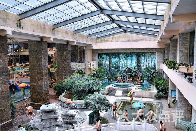 凌海花园温泉酒店 -大众点评网团购锦州站