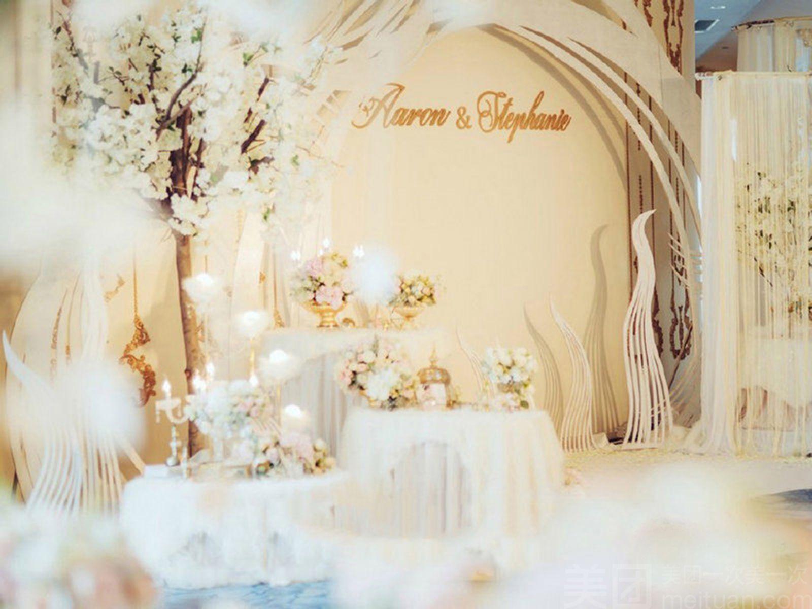 欧式婚礼现场图片