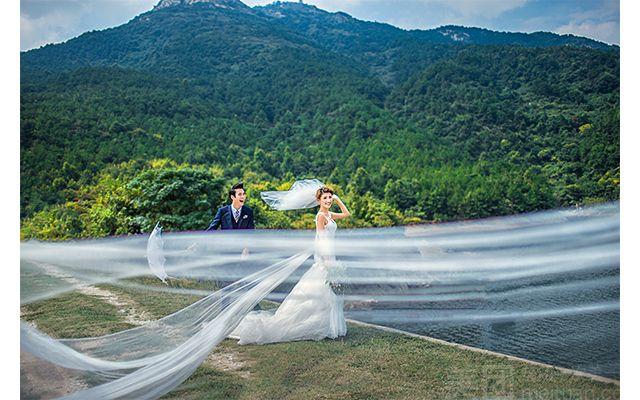 浪漫台北婚纱摄影
