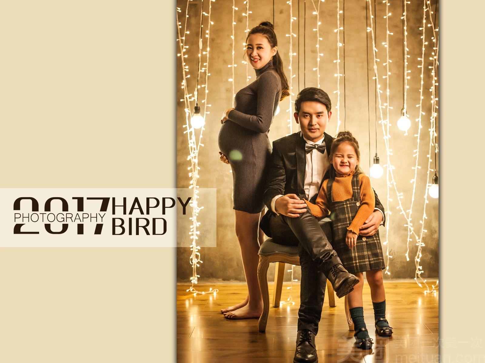 快乐鸟孕妇亲子儿童摄影-美团