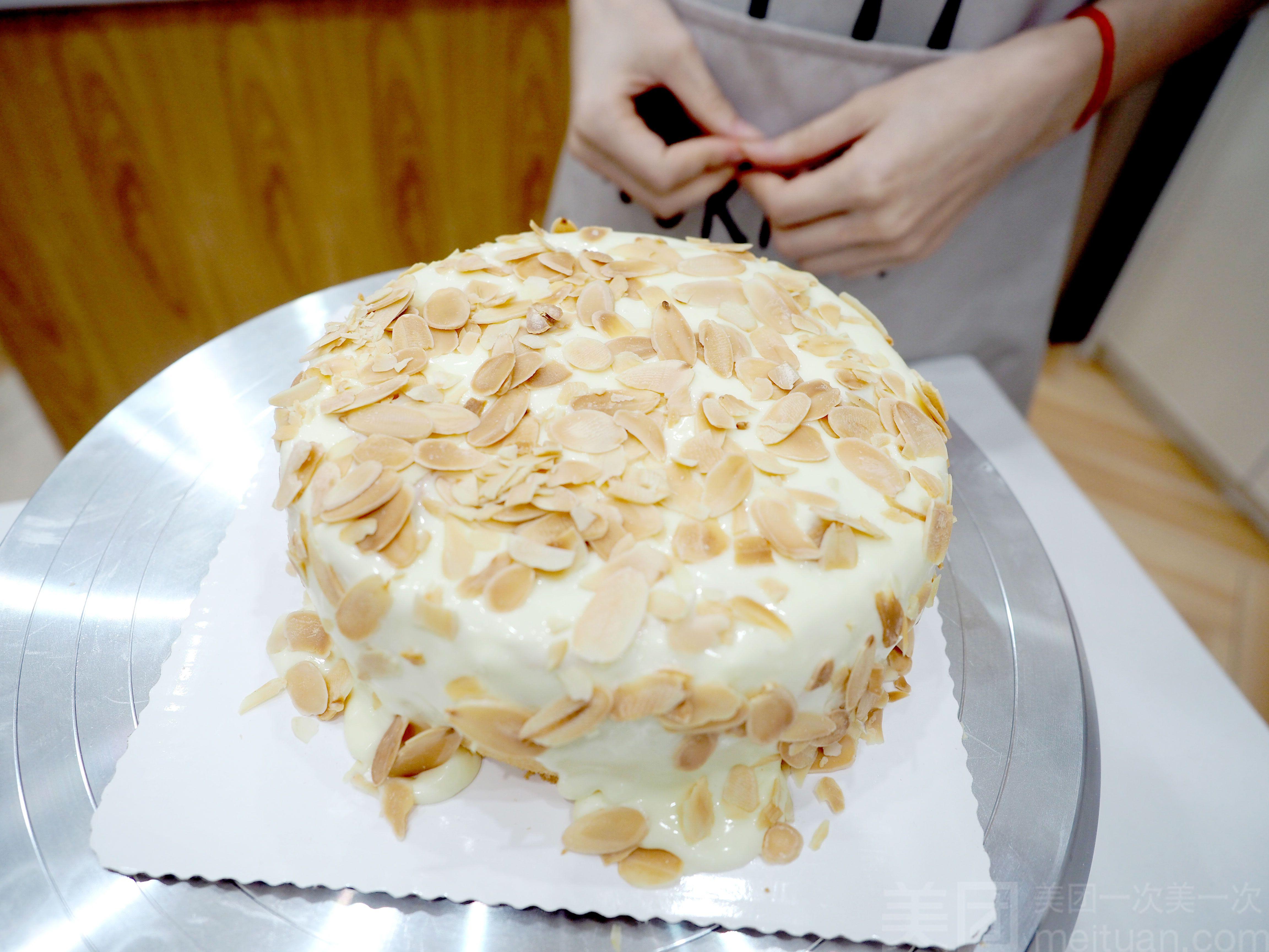 制作蛋糕团购