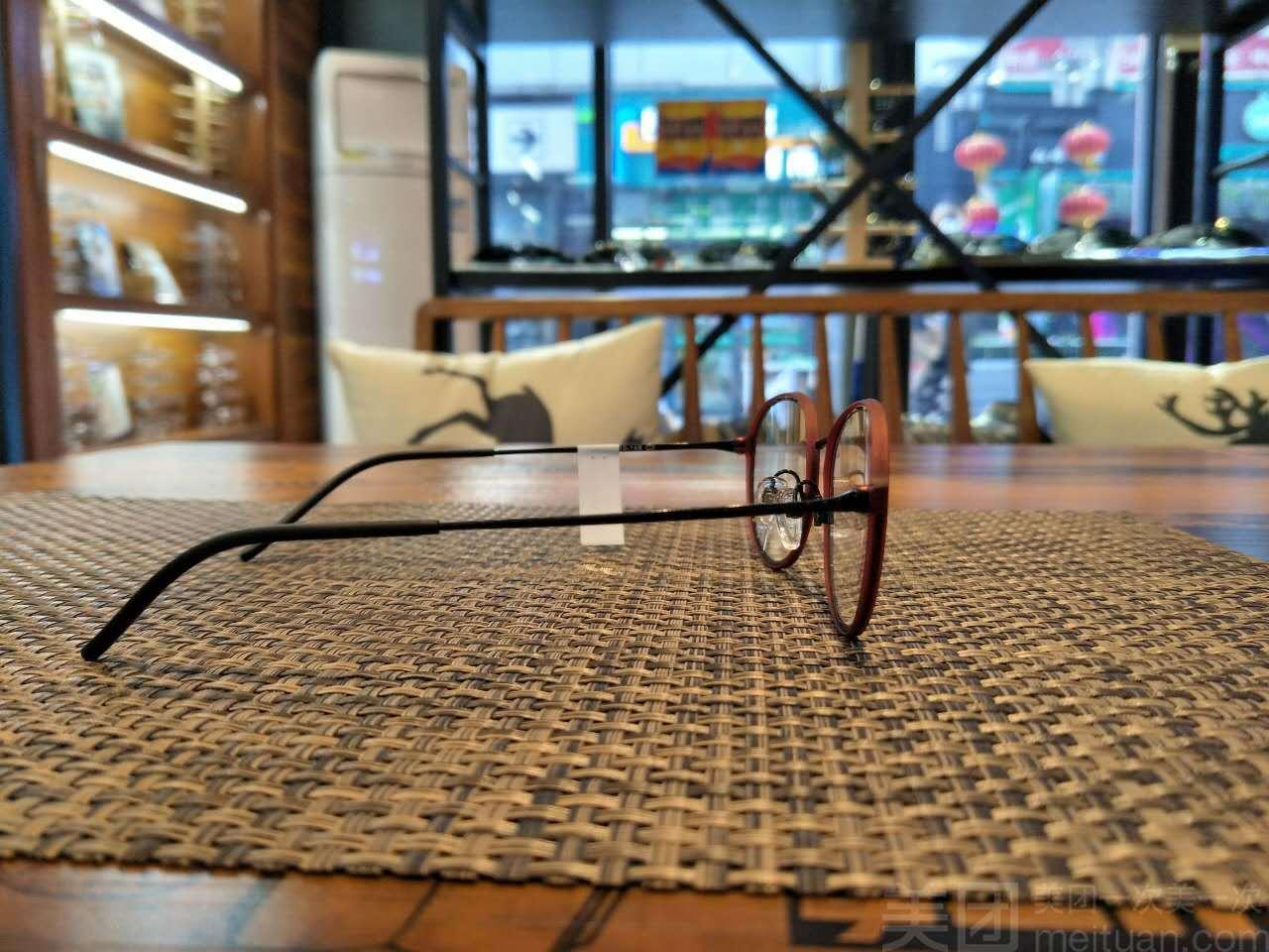 拾光眼镜-美团