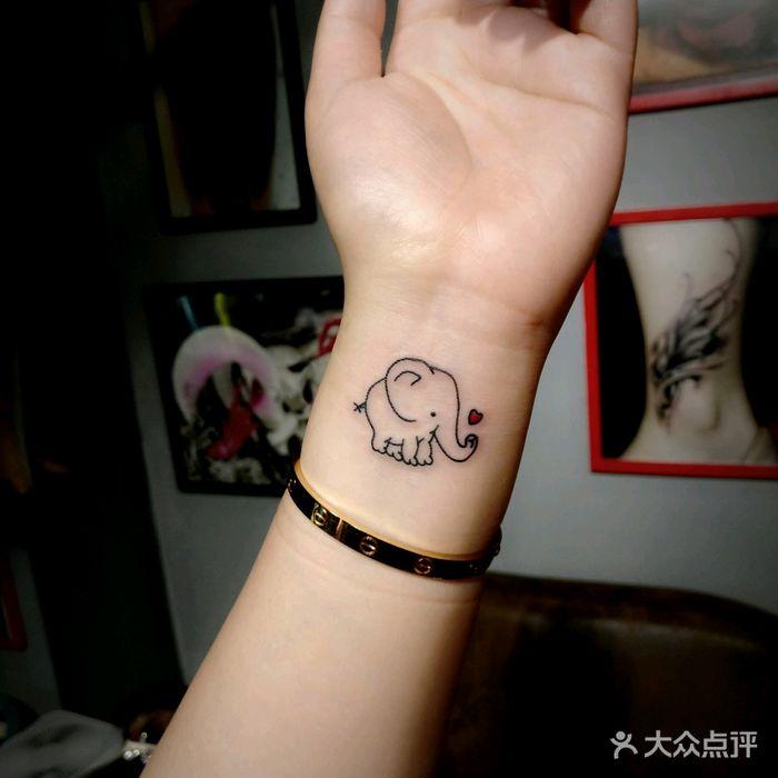 乐活刺青图片-北京纹身-大众点评网