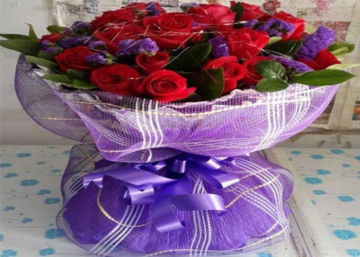男天使鲜花-美团
