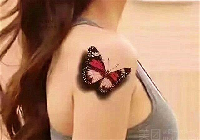 雨墨刺青纹身工作室-美团