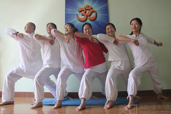 泰晟瑜伽(二七总部)-美团