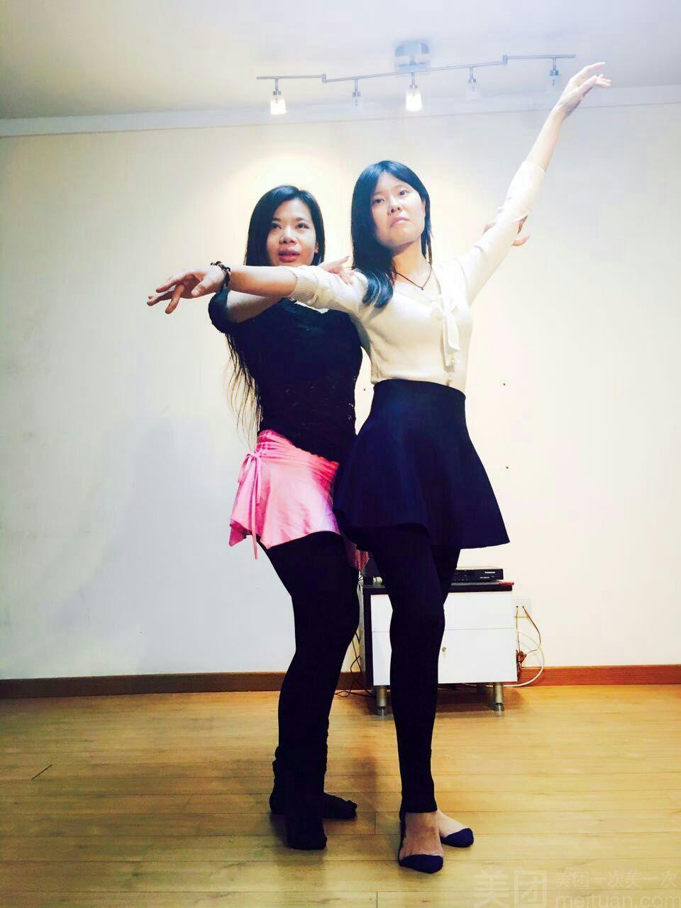 爱 dance东方舞-美团