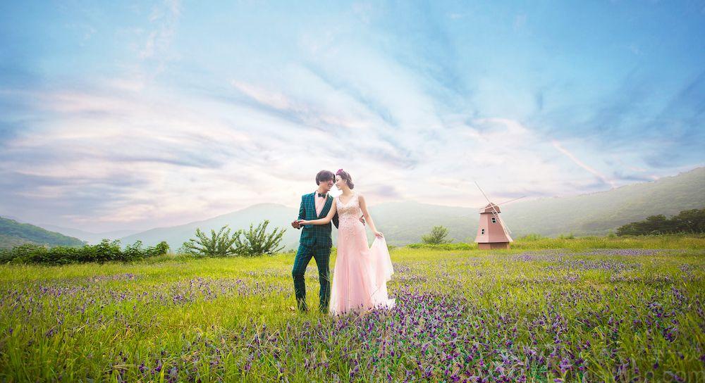 婚纱摄影-大连旅拍套系-美团