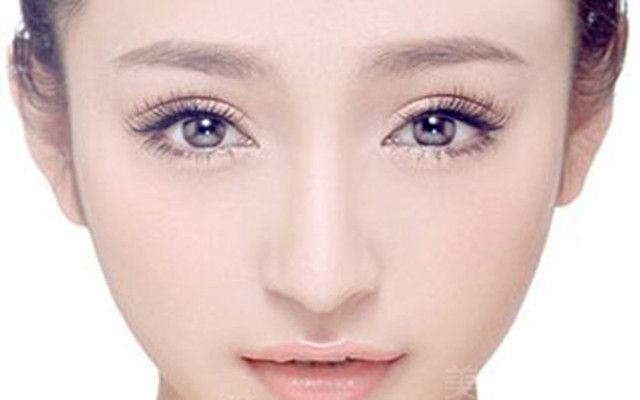 眼唇私人订制 纳米无痕微创双眼皮单人大眼睛套餐 美团网