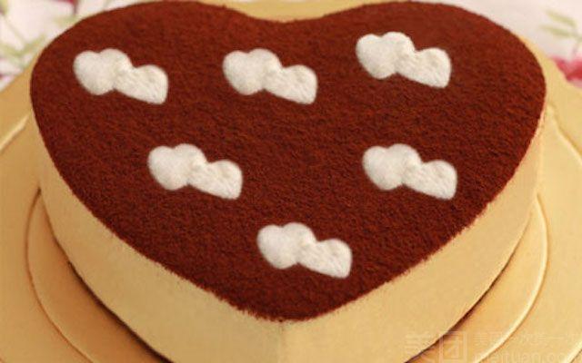 滋心DIY蛋糕店-美团