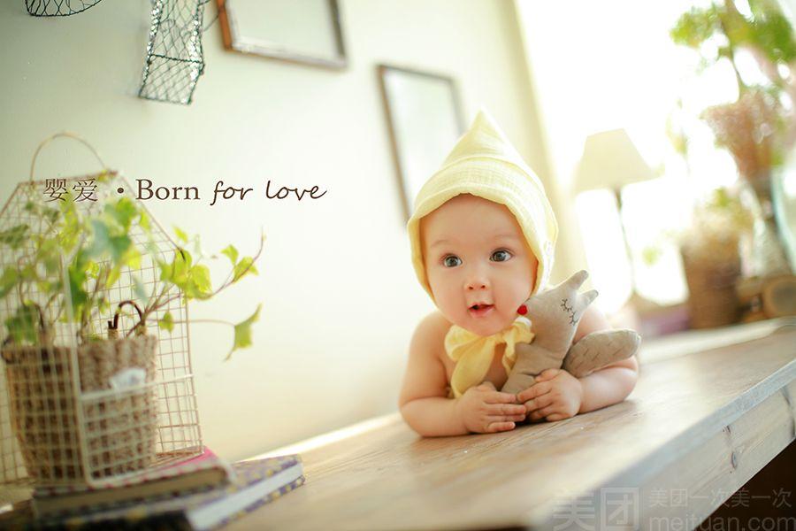 婴爱儿童摄影(南山旗舰店)-美团