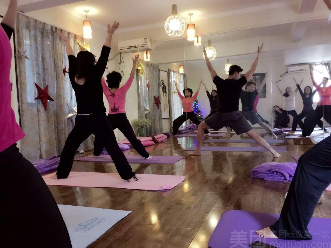 享瑜伽-美团