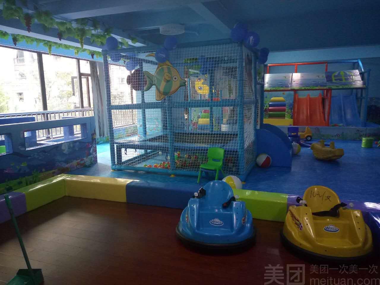 乐贝乐园儿童生活馆-美团