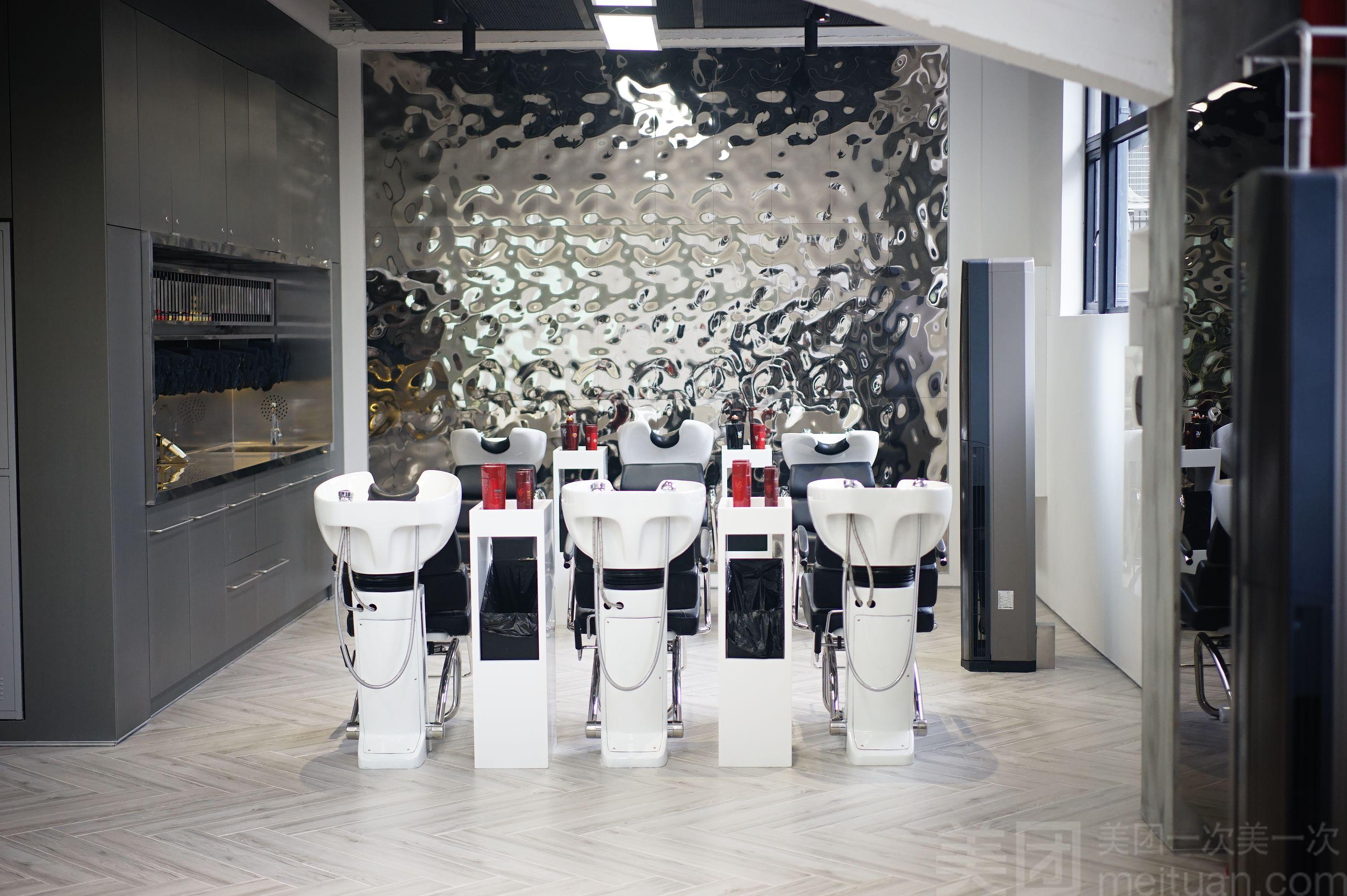 沙宣美发学院为广大喜爱沙宣发型的爱美人士提供学院长期免费剪发服务图片