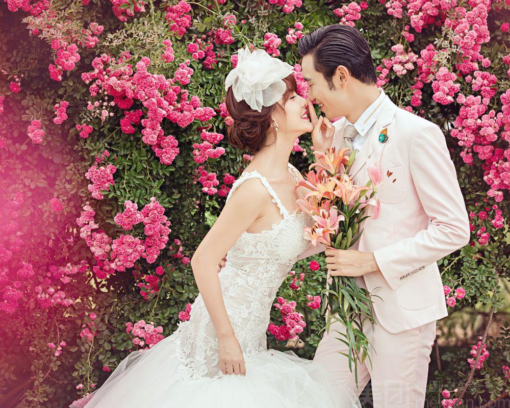 完美新娘婚纱摄影Cool! Awesome!-美团