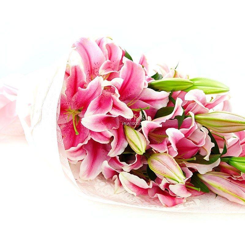 花千束(邮政鲜花)-美团