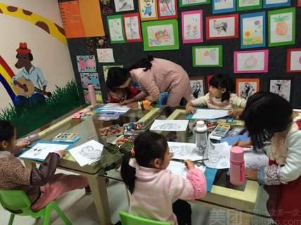 单人炭笔画课程单人炭笔画课程 5节炭笔画课程 广州美团网