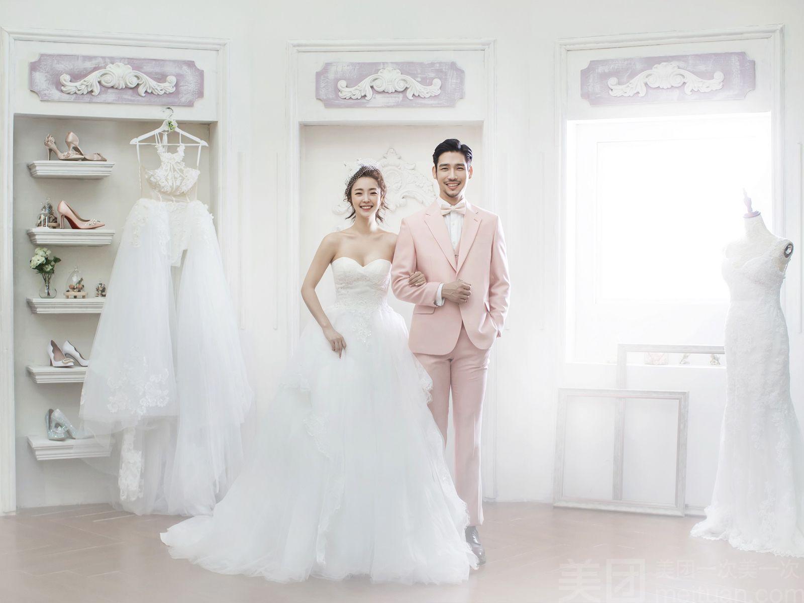蒙娜丽莎婚纱摄影(东单总店)-美团