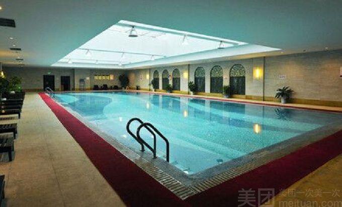 中胜大酒店恒温游泳池-美团