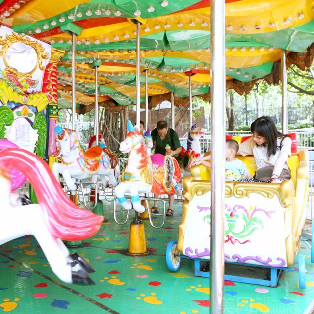 麓湖儿童乐园-美团