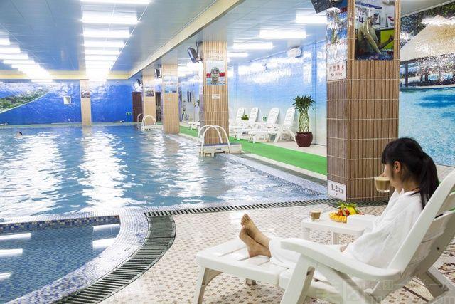 明城国际大酒店(游泳馆)-美团