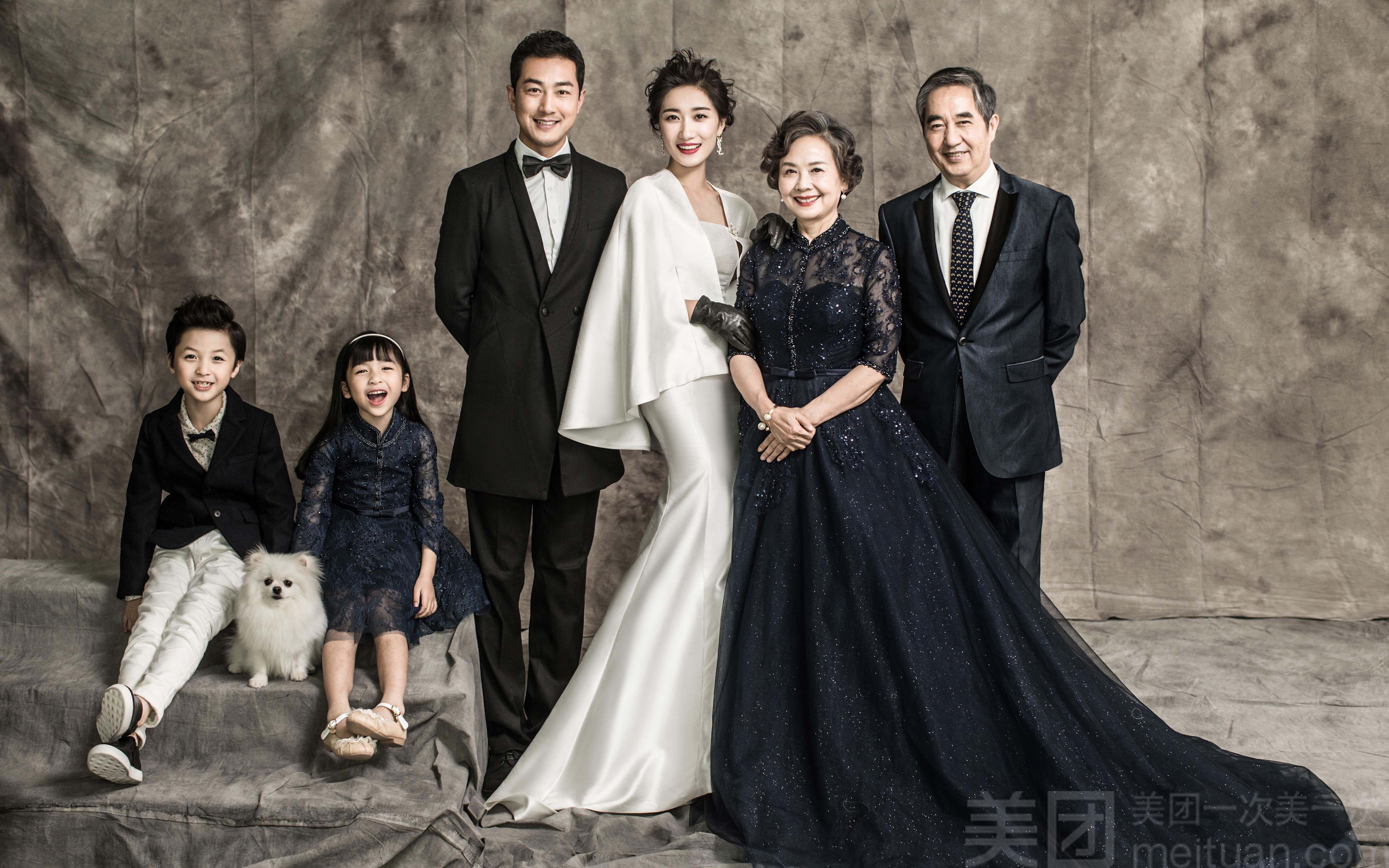 :长沙今日钱柜娱乐官网:【唯一视觉摄影】父母婚纱照/全家福