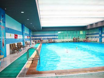 清华宾馆康体中心游泳馆