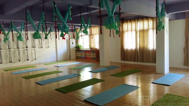 圣梵思瑜伽中心(建安店)-美团