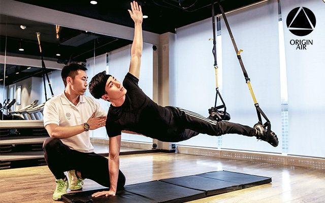 健身私人教练工作室