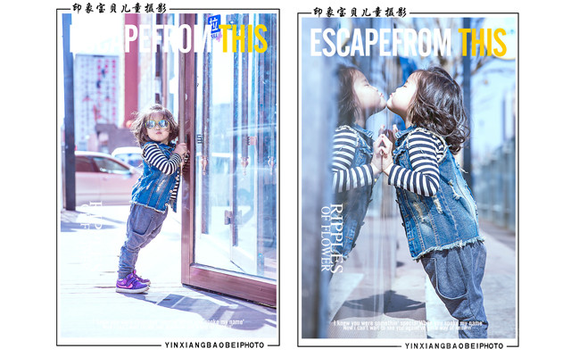 印象宝贝专业儿童摄影-美团