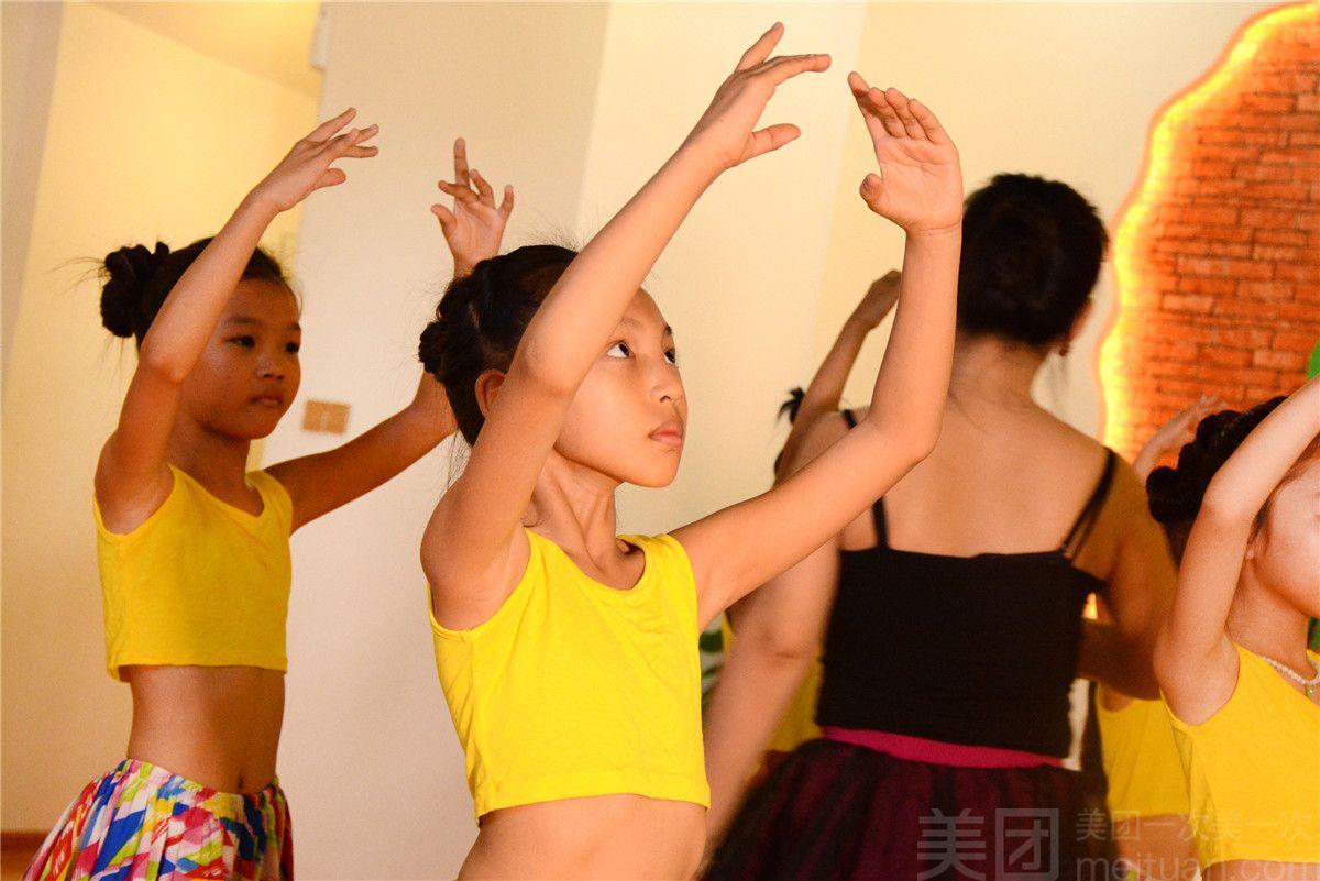 魅俪国际东方舞学校-美团