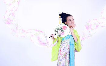 【上海】胭脂专业古装京剧写真-美团