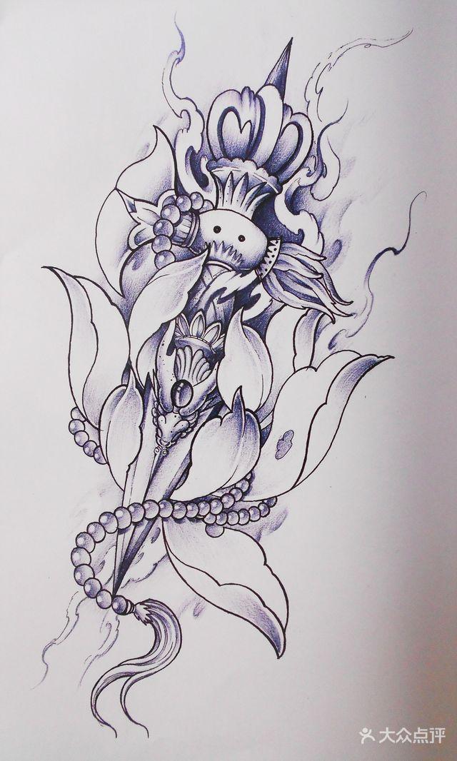 [客村/赤岗] 墨客纹身