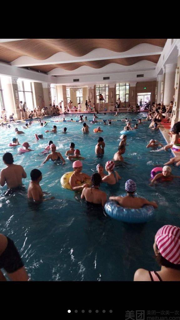 美团网:长沙今日游泳团购:【恒大绿洲游泳池(华驰体育)】单人游泳一次