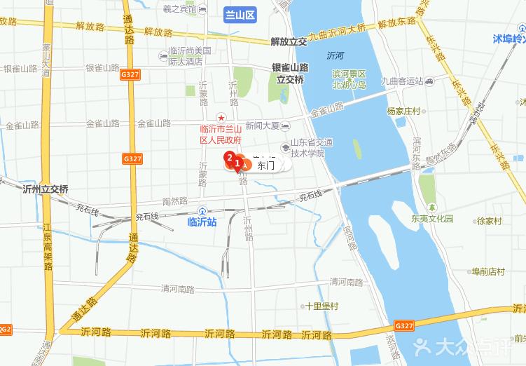 商户介绍 沐森汤泉坐落于临沂市兰山区沂州路紧靠火车站,营业面积