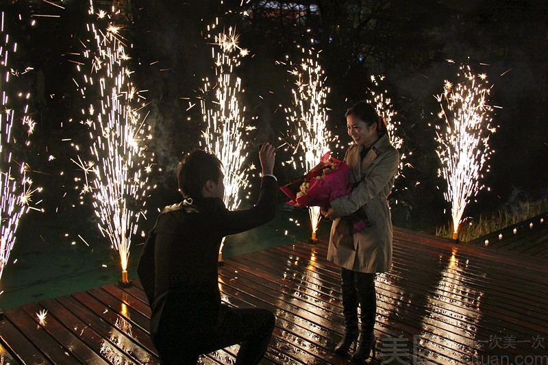 【迈瑞米创意求婚策划团购】上海迈瑞米创意求婚策划图片