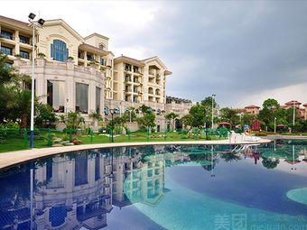 北流碧桂园凤凰酒店游泳池