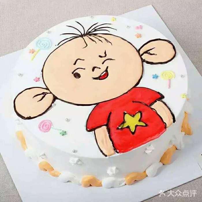 麦克翻糖蛋糕diy团购图片图片 - 第27张