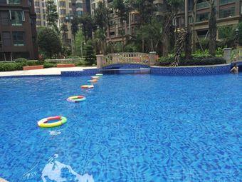 花语岸游泳池