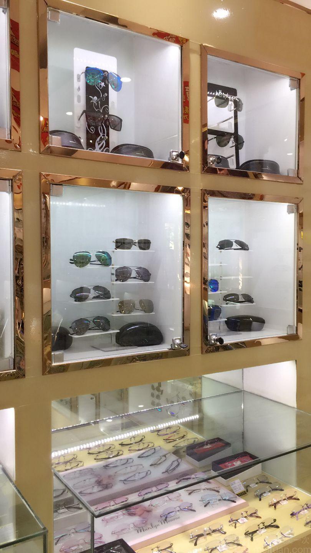 精益眼镜店(龙山路)-美团