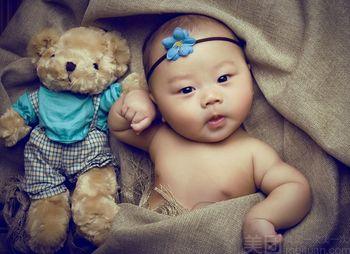 【郑州】Hello Baby儿童摄影-美团