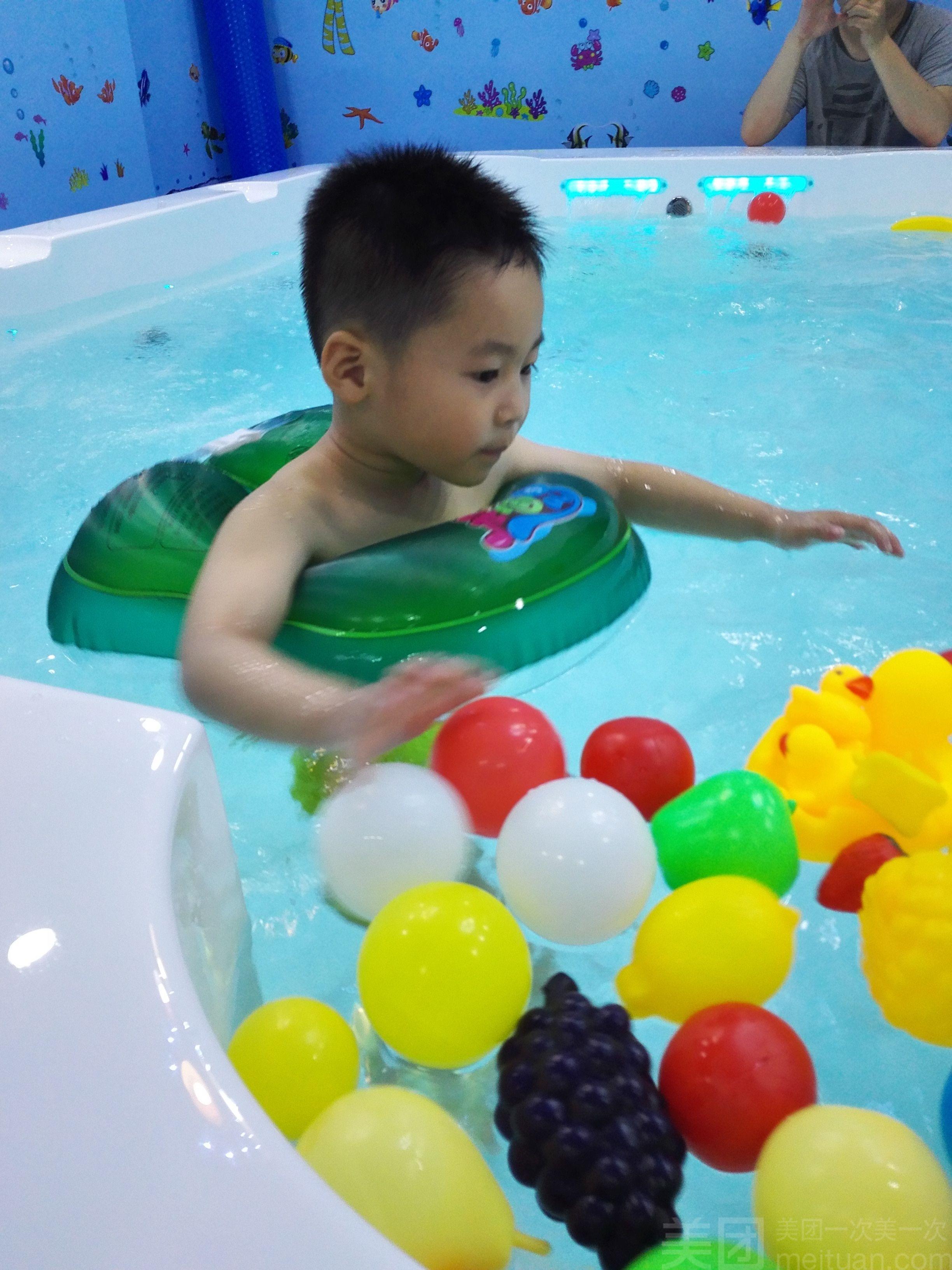 :长沙今日团购:【婴童水育乐园】婴幼儿单人体验全套服务一次