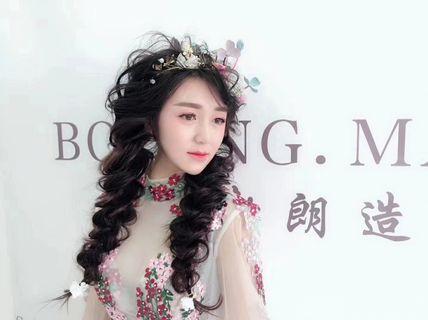绣美工作室绣美工作室-新娘早妆造型-北京美团网图片