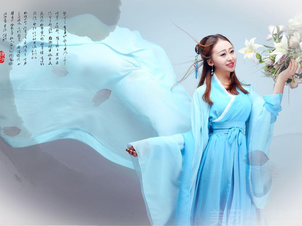 梦幻新娘婚纱摄影-美团