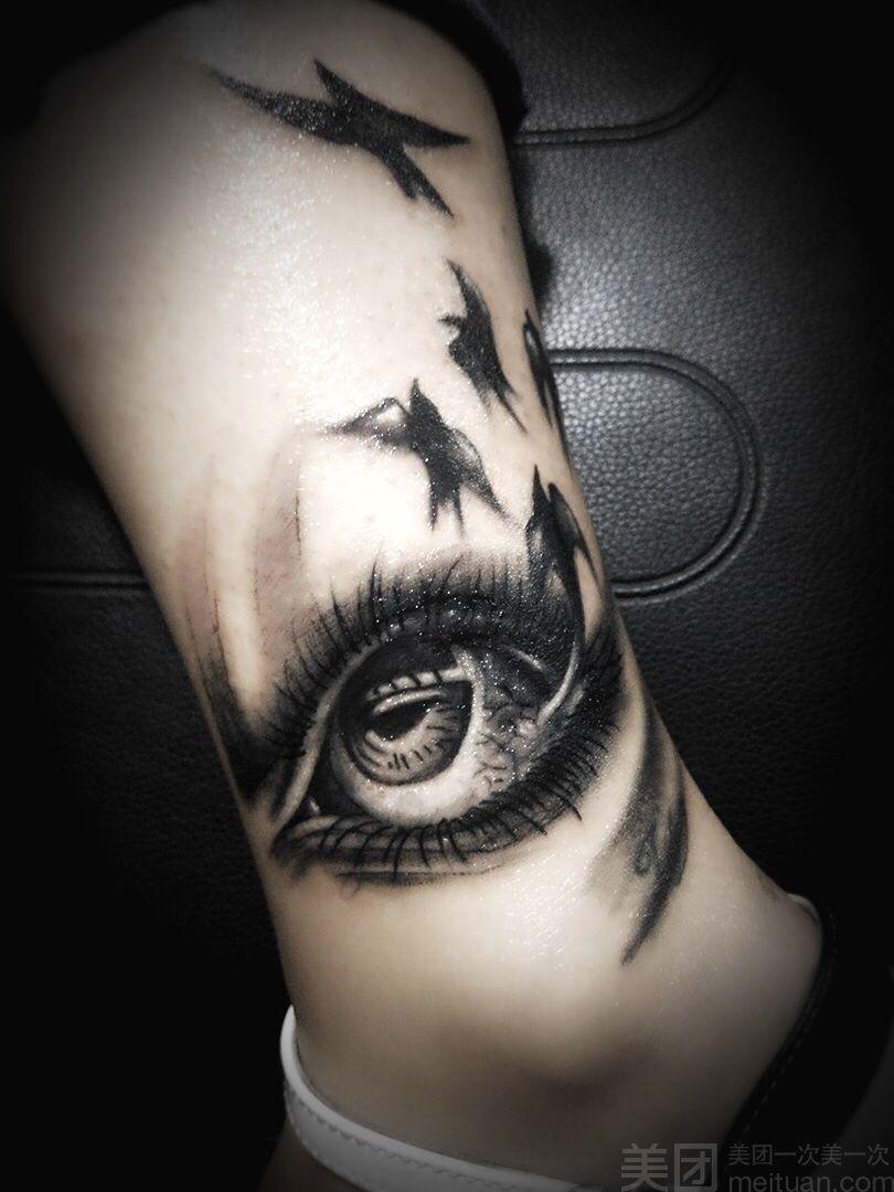 刺青 纹身 810_1080 竖版 竖屏