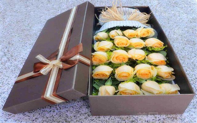 花千谷鲜花(金慧鲜花店)-美团