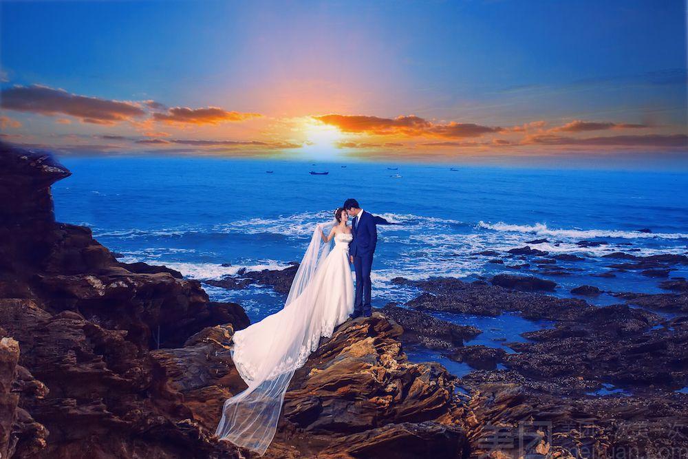 【婚纱摄影-大连旅拍套系】婚纱摄影-大连旅拍套系