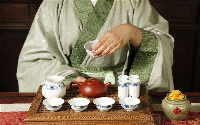 煎茶水记-美团